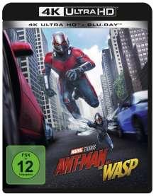 Ant-Man and the Wasp (Ultra HD Blu-ray & Blu-ray), Ultra HD Blu-ray