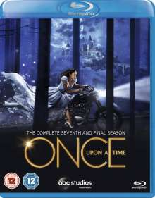 Once Upon a Time Season 7 (final Season) (Blu-ray) (UK Import), 5 Blu-ray Discs