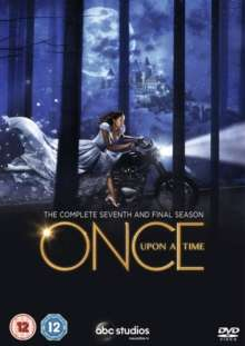 Once Upon a Time Season 7 (final Season) (UK Import), 6 DVDs