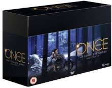 Once Upon a Time Season 1-7 (Complete Series) (UK Import), 42 DVDs
