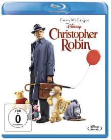 Christopher Robin (Blu-ray), Blu-ray Disc