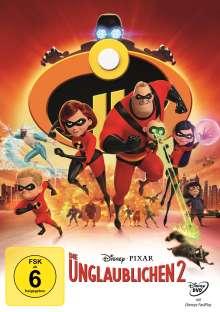 Die Unglaublichen 2, DVD