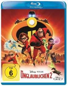Die Unglaublichen 2 (Blu-ray), Blu-ray Disc
