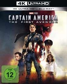 Captain America (Ultra HD Blu-ray & Blu-ray), 2 Ultra HD Blu-rays
