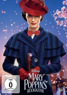 Mary Poppins' Rückkehr, DVD