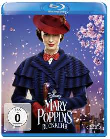 Mary Poppins' Rückkehr (Blu-ray), Blu-ray Disc