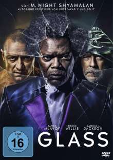 Glass, DVD