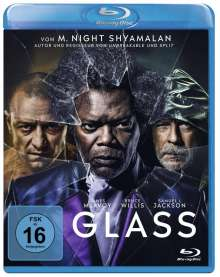 Glass (Blu-ray), Blu-ray Disc