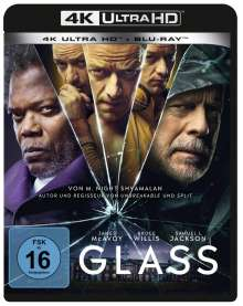 Glass (Ultra HD Blu-ray & Blu-ray), Ultra HD Blu-ray