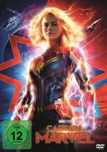 Captain Marvel, DVD