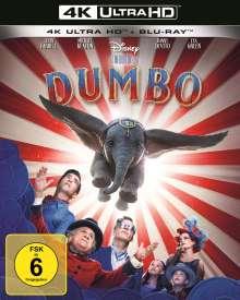 Dumbo (2019) (Ultra HD Blu-ray & Blu-ray), 1 Ultra HD Blu-ray und 1 Blu-ray Disc