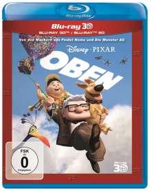 Oben (3D & 2D Blu-ray), 2 Blu-ray Discs