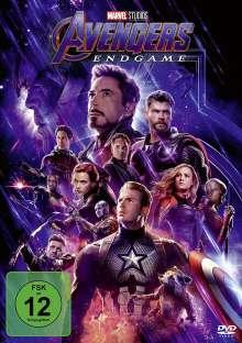 Avengers: Endgame, DVD