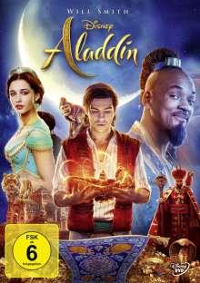 Aladdin (2019), DVD