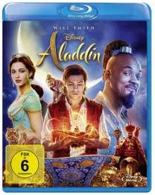Aladdin (2019) (Blu-ray), Blu-ray Disc