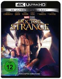 Doctor Strange (Ultra HD Blu-ray & Blu-ray), 2 Ultra HD Blu-rays