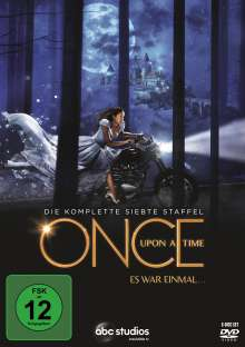 Once Upon a Time Season 7 (finale Staffel), 6 DVDs