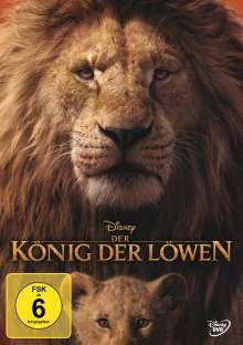 Der König der Löwen (2019), DVD
