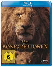 Der König der Löwen (2019) (Blu-ray), Blu-ray Disc