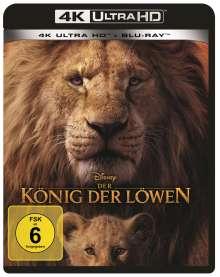 Der König der Löwen (2019) (Ultra HD Blu-ray & Blu-ray), 1 Ultra HD Blu-ray und 1 Blu-ray Disc