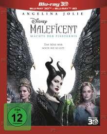 Maleficent 2: Mächte der Finsternis (3D & 2D Blu-ray), 2 Blu-ray Discs