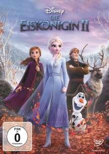 Die Eiskönigin 2, DVD