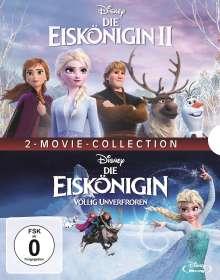 Die Eiskönigin 1 & 2 (Blu-ray), 2 Blu-ray Discs