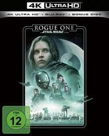 Rogue One: A Star Wars Story (Ultra HD Blu-ray & Blu-ray), 1 Ultra HD Blu-ray und 2 Blu-ray Discs