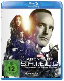 Marvel's Agents of S.H.I.E.L.D. Staffel 5 (Blu-ray), 5 Blu-ray Discs