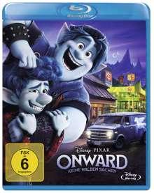 Onward - Keine halben Sachen (Blu-ray), Blu-ray Disc