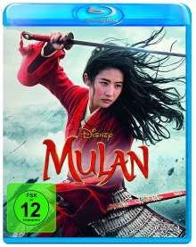 Mulan (2020) (Blu-ray), Blu-ray Disc