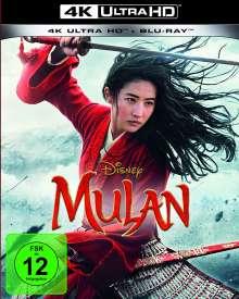 Mulan (2020) (Ultra HD Blu-ray & Blu-ray), 1 Ultra HD Blu-ray und 1 Blu-ray Disc