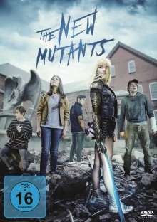 The New Mutants, DVD
