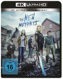 The New Mutants (Ultra HD Blu-ray & Blu-ray), 1 Ultra HD Blu-ray und 1 Blu-ray Disc