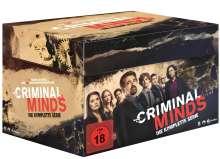 Criminal Minds (Komplette Serie), 78 DVDs