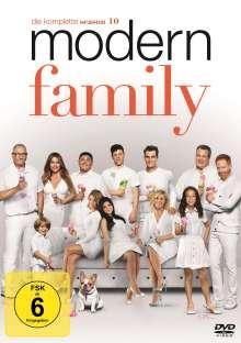 Modern Family Staffel 10, 3 DVDs