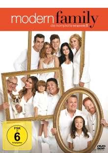 Modern Family Staffel 8, 3 DVDs