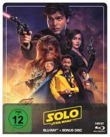 Solo: A Star Wars Story (Blu-ray im Steelbook), 2 Blu-ray Discs