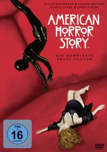 American Horror Story Staffel 1: Murder House, 4 DVDs