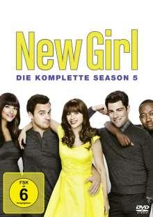 New Girl Staffel 5, 3 DVDs