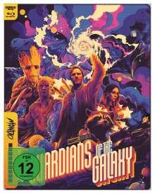 Guardians of the Galaxy (Ultra HD Blu-ray & Blu-ray im Steelbook), 1 Ultra HD Blu-ray und 1 Blu-ray Disc