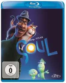 Soul (2020) (Blu-ray), Blu-ray Disc