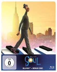 Soul (2020) (Blu-ray im Steelbook), 2 Blu-ray Discs