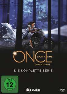Once Upon a Time (Komplette Serie), 42 DVDs
