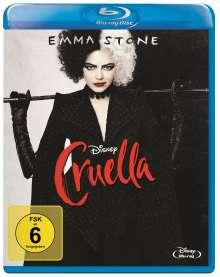Cruella (Blu-ray), Blu-ray Disc