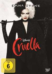 Cruella, DVD