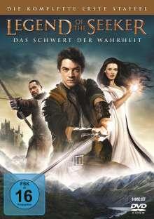 Legend of the Seeker Staffel 1, 6 DVDs