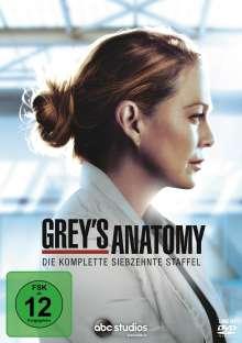 Grey's Anatomy Staffel 17, 5 DVDs