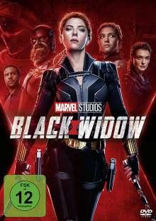 Black Widow, DVD