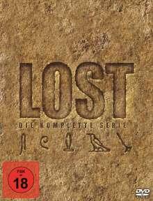Lost (Komplette Serie), 37 DVDs